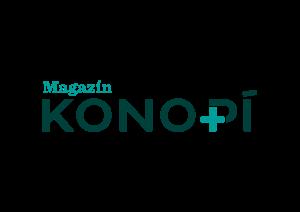 Logo magazín konopí