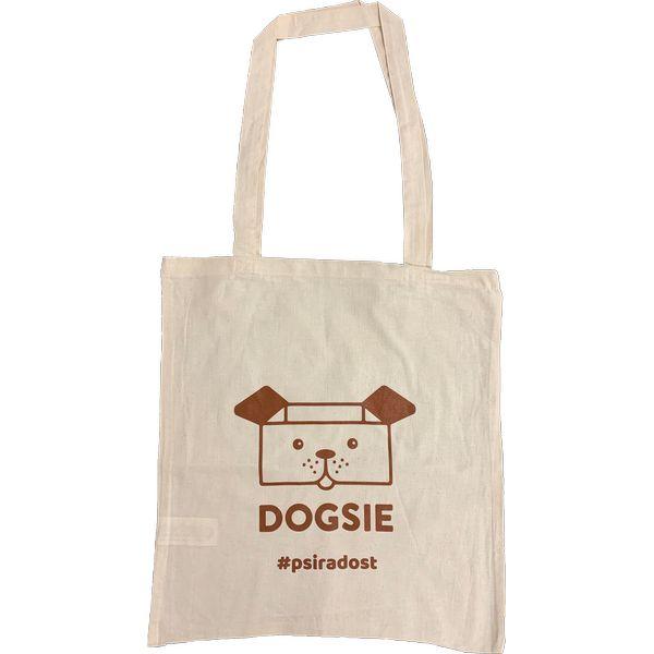 Ekologická bavlnená taška Dogsie