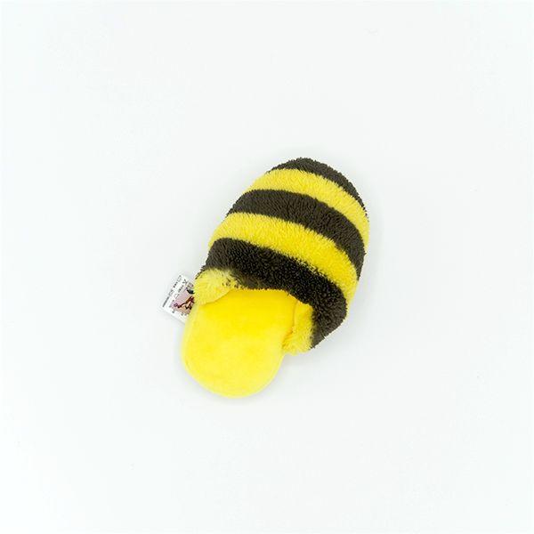 Dogsie hračka - žlutý pískací pantofel