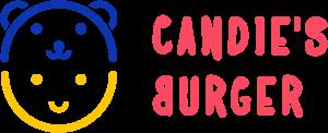 CANDIE'S BURGER logo