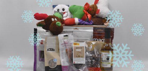 Všechny produkty z vánočního Dogsie 2018