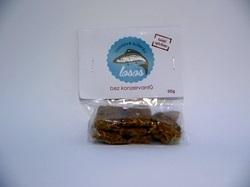 lososové sušenky
