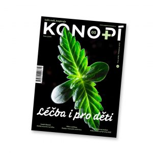 magazín konopí obálka