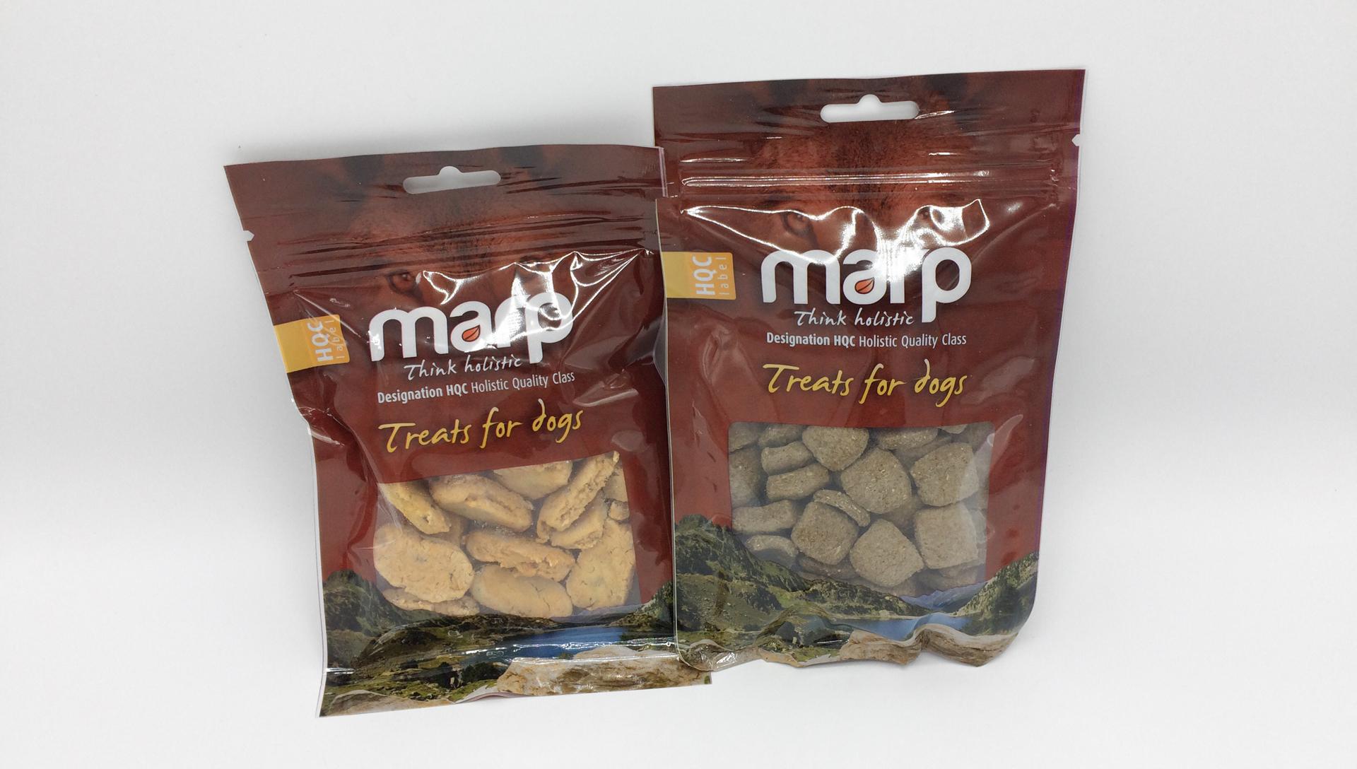 pamlsky pro psy Marp - únorový Dogsie balíček