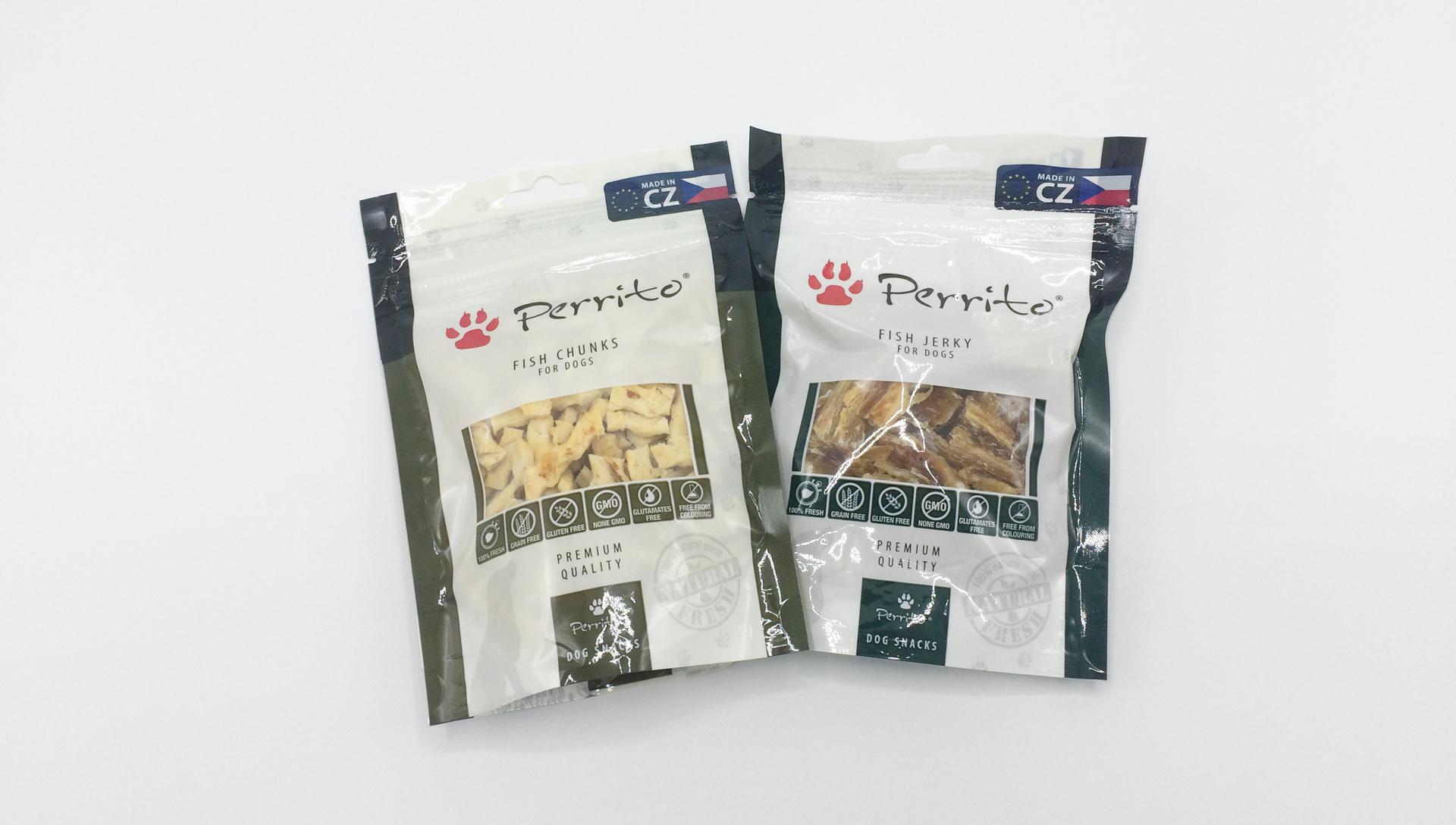 perrito snacks pamlsky