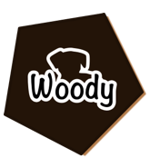 logo woody