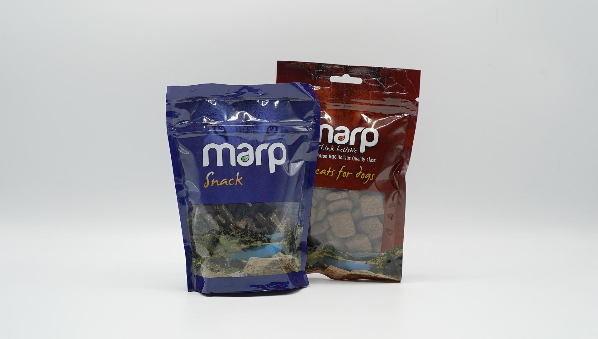 Marp Snack a Marp funkční pamlsky